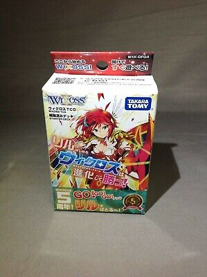 31389 WXK-DF01 Starter Deck WIXOSS with Piruluk and Win by Discard!