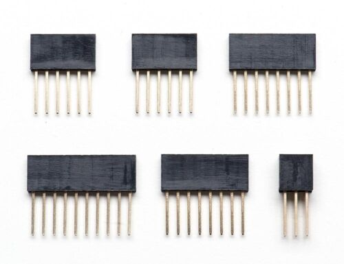 Perfect for Arduino Uno R3 Adafruit Shield Stacking Headers Leonardo and more