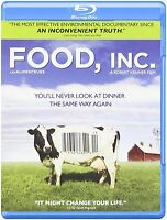 Food, Inc. (blu-ray Disc, 2012,