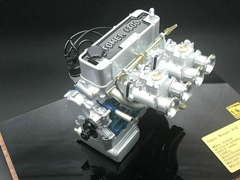 TOMEI A12 Tomei Powered 50th Anniversary Premium Model Kusaka Engineering Japan