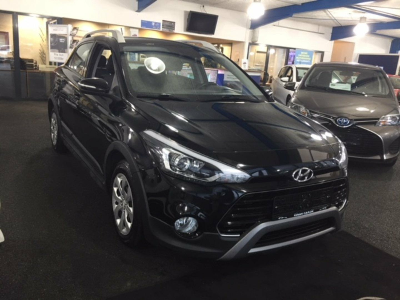 Hyundai i20 Active Cross 1,0 T-GDi Trend 5d - 129.900 kr.