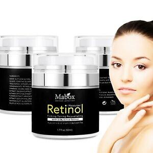 Retinol-2-5-Moisturizer-Cream-Skin-Care-Hyaluronic-Acid-Anti-Wrinkle-Vitamin-E