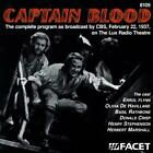 Captain Blood/Radio 1937 von Errol Flynn,Marshall,Havilland (2011)