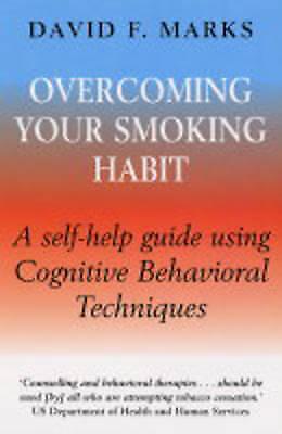 1 of 1 - Overcoming Your Smoking Habit (Overcoming Books), Marks, David, New Book