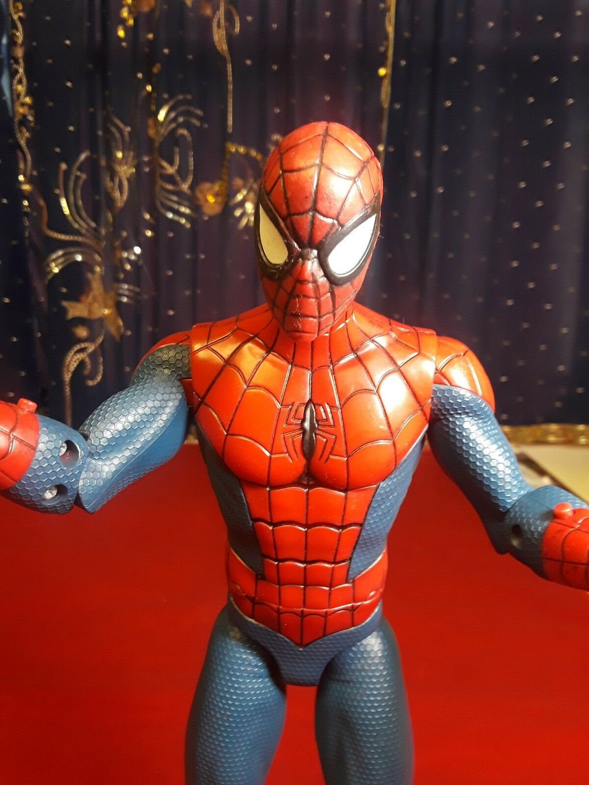 Spiderman Action Figure 13  Tall Marvel