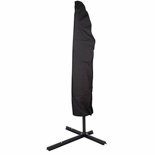 B Qees PARASOLE copre Impermeabile Extra-Large ombrello di copertura a sbalzo con zip