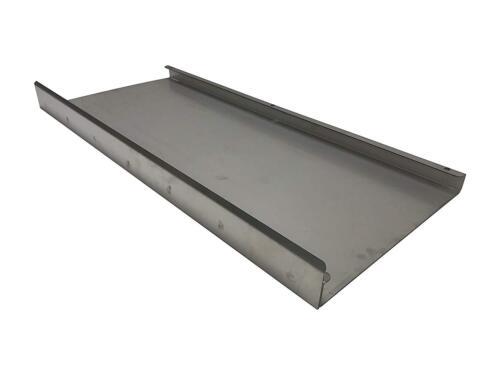 Large Stainless Steel DIY Brick BBQ Kit 91cm x 40cm Grill Heavy Duty Design