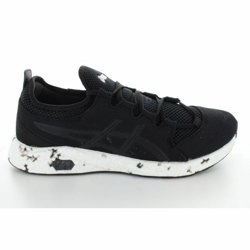 Men's HYPERGEL SAI BLACK WHITE With A Long Standing Standing Standing Reputation Trainers da21fa
