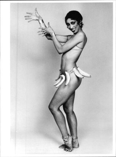 Actress playing Josephine Baker 8x10 photo