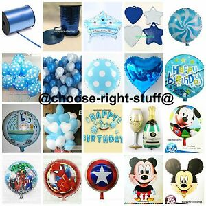 Image Is Loading New Born Baby Party Colour Foil Balloons For