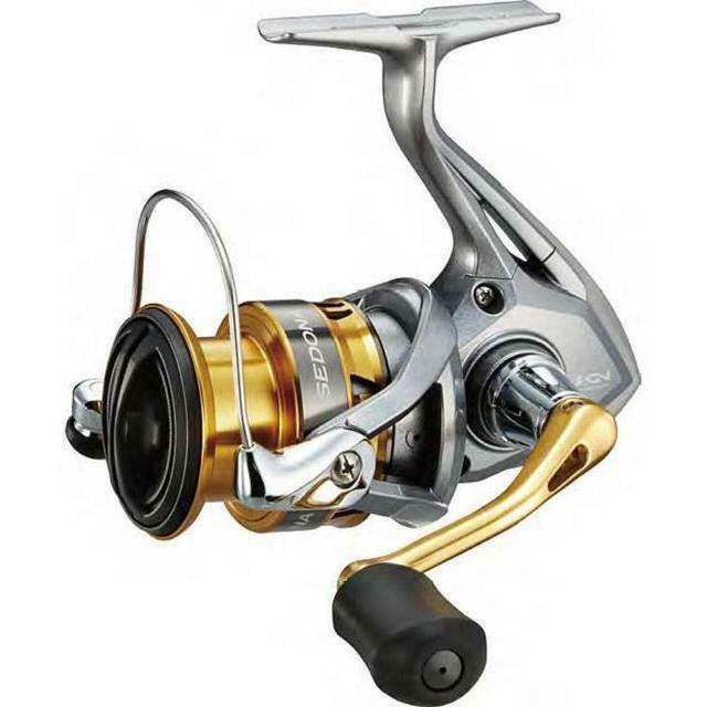 Shimano  Sedona 2500 FI, Spinnrolle mit Frontbremse Angelrolle, SE2500FI  outlet