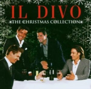 Il-Divo-The-Christmas-Collection-Nuevo-CD