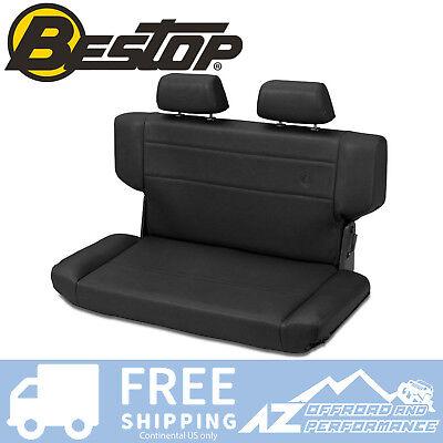 Bestop TrailMax 2 Fixed High Back Spice Vinyl fits 76-06 Jeep CJ5 CJ7 Wrangler