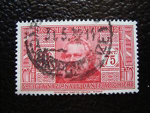 italia-sello-yvert-Y-tellier-n-289-matasellados-A11-stamp-Italia-Y