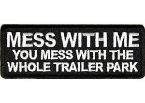 Details about (B57) MESS WITH ME  WHOLE TRAILER PARK 4