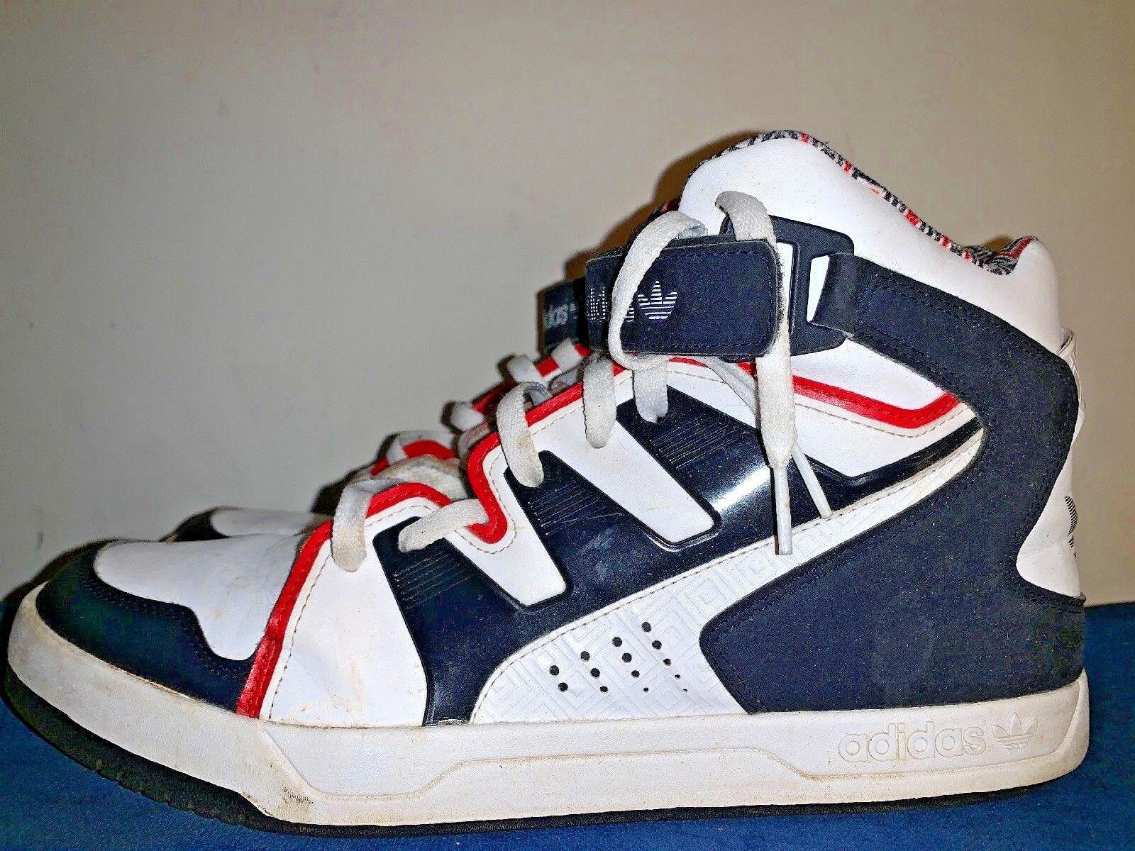 BLOW OUT SALE @ Adidas Originals Mens MC-X 1 Mid Top Basketball shoes Sz 13  ️b7