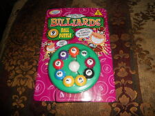 BINARY ARTS Diamond Bob's BILLIARDS 9 Ball Puzzle Brain Teaser 1998 NEW