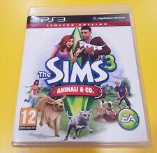 The Sims 3 Animali & Co. Limited Edition GIOCO PS3 VERSIONE ITALIANA