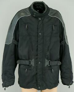 Men-Harley-Davidson-Jacket-Motorcycle-Biker-Waterproof-XL-ZHA640