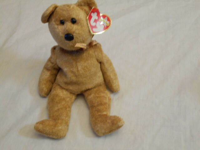 5dd1d1f7570 Ty Beanie Babies - Cashew The Bear for sale online