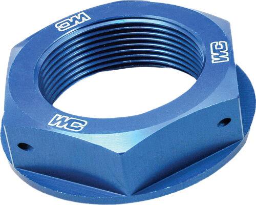 BLUE WORKS STEERING STEM NUT Kawasaki KX250F,KX450F,KLX450R,KX250,KX125 Fits