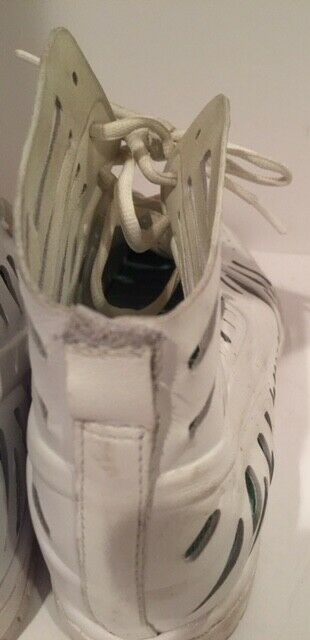 Nike JOLI SZ 9 Sky Hi Hi Hi High Wedge Dunk 2.0 White Teal Sneakers 7ef48a