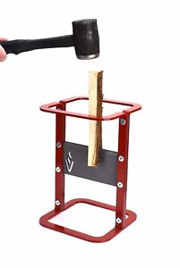 Kindling Splitter Log Firewood Wood Cutter Easy Safe  Red - Thetford, United Kingdom - Kindling Splitter Log Firewood Wood Cutter Easy Safe  Red - Thetford, United Kingdom