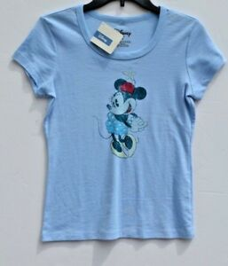 Disney Minnie Mouse Graphic T-shirt NWT  Girls size S
