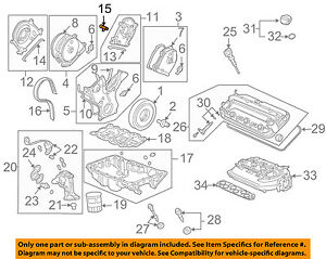 image is loading honda-oem-engine-camshaft-cam-position-sensor-37840pgea11