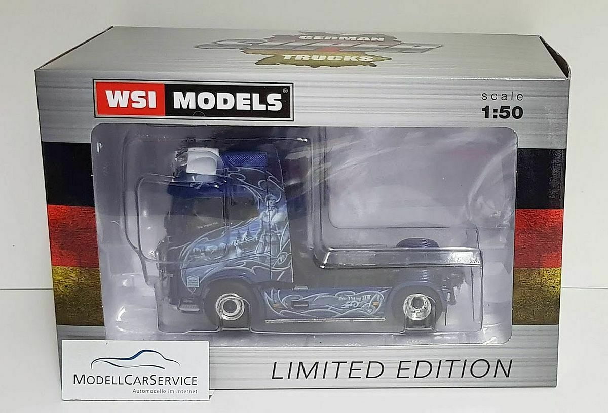WSI Models 1 50  01-2615 Volvo FH4 GL. XL  Ingo Dinges - The Viking  Deluxe