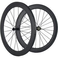 60mm Tubular Carbon Wheelset R13 Carbon Road Bike Wheels 25mm Wide Bicycle Wheel