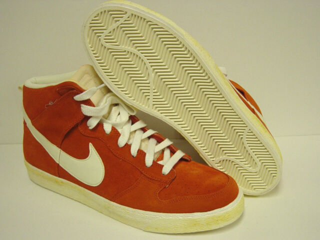 cheap for discount f1beb 27013 NEW Mens NIKE DUNK High AC 398263 801 DARK COPPER Sneakers Shoes Deadstock