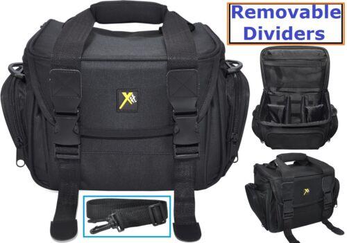 NEW Durable Pro Camera Carrying Bag Case For Sony HX80 HX90V HX400V WX500 W830