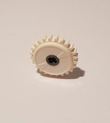 1 x 60c01 neu Rutschkupplung weiß LEGO Technik Zahnrad mit 24 Zähnen