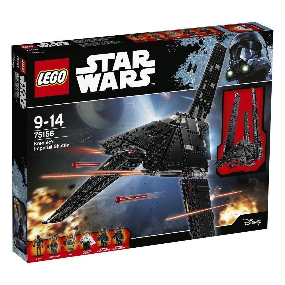 LEGO 75156 STAR WARS astronave imperiale L'Imperial Shuttle di di di Krennic  NUOVA 6032eb