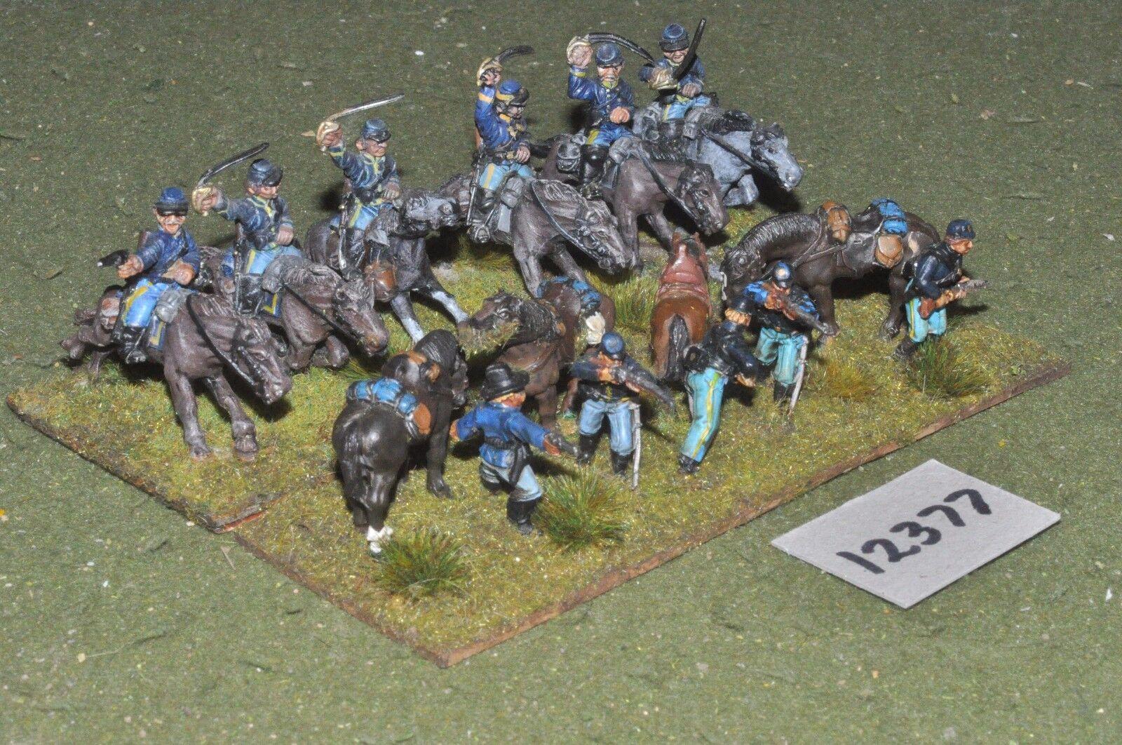 25mm ACW Unión-American caballería de la Guerra Civil-CAV (12377)