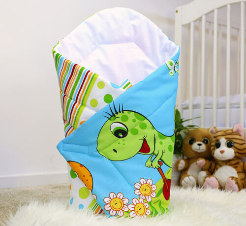 Baby envoltura Swaddle Newborn Cama Infantil Manta Algodón Bolsa De Dormir De Algodón Abrigo