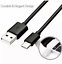 20PACK-10FT-OEM-Type-C-Fast-Charge-Cable-Cord-Charging-Charger-USB-C-Samsung-LG miniature 2