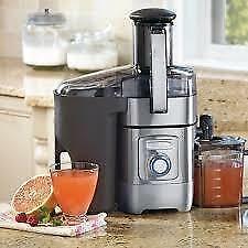 Cuisinart Juice Extractor CJE-1000C Canada Preview