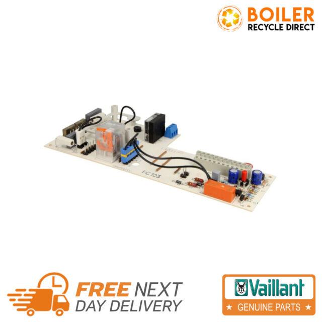 Vaillant Leiterplatte 13-0327 VCC 110-1 13-0327 VIH 115- neu 180-280 112-1