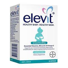 ELEVIT BREASTFEEDING 30 CAPSULES