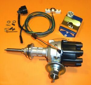 For-MOPAR-383-400-HiRev-HiPo-Electronic-Ignition-Kit-Plymouth-Dodge-Chrysler
