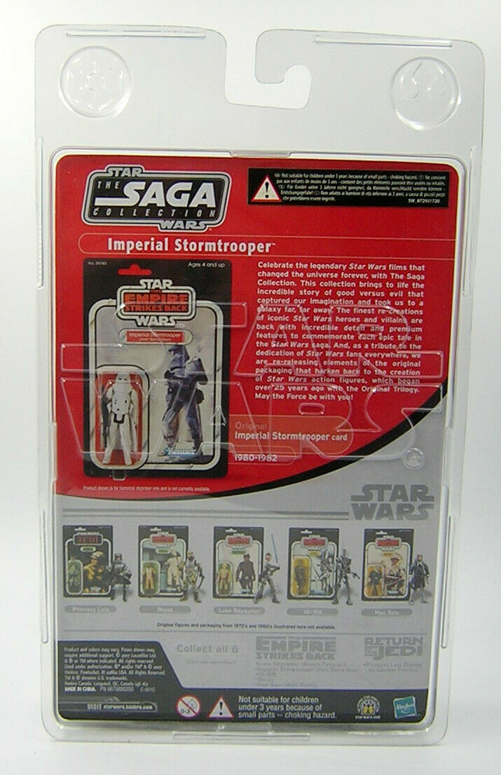 Star Wars Original Trilogy OTC OTC OTC Vintage Collection VC Snowtrooper  b9c035