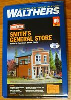 Walthers Ho 933-3653 Smith's General Store -- Kit - (building Kit)