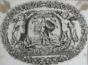 LYON-MARQUE-TYPOGRAPHIQUE-Printer-039-s-Mark-Jean-GIRIN-B-RIVIERE-1678-Gravee-AUROUX