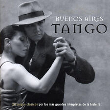 VARIOUS ARTISTS - BUENOS AIRES TANGO, VOL. 1 (NEW CD)