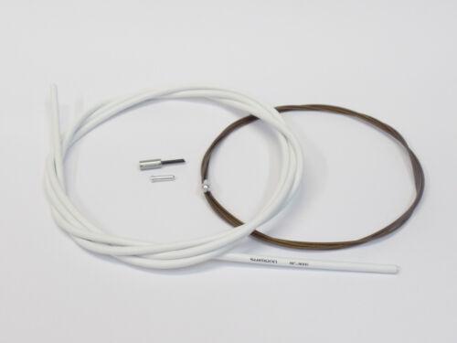 Shimano Dura Ace bc-9000 Brake Zugset //// NEW //// Brake Cable Sleeve Polymer Coated