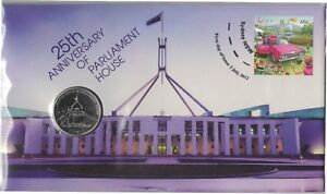 2013-Australia-UNC-20c-Coin-25th-Anniversary-of-the-Parliament-House-PNC