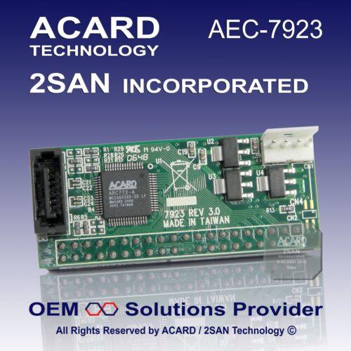 ACARD AEC-7923 SATA II-to-IDE Bridge