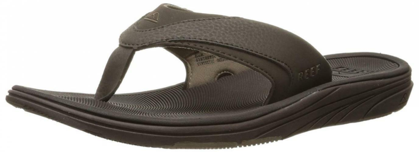 Reef Men's Modern Sandal, Brown, 11 M US